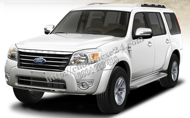 Xe Du Lịch Ford Everest