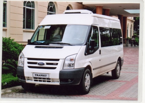 Xe Du Lịch Ford Transit 2010- 2012