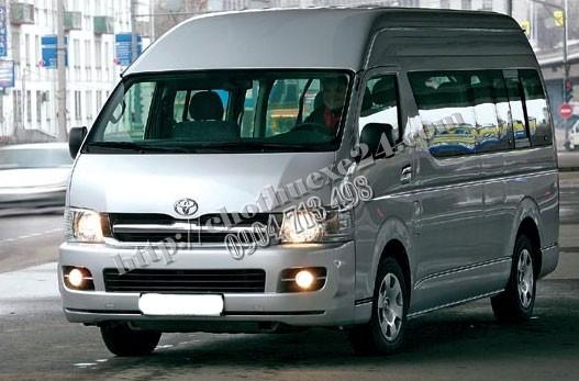 Xe Du Lịch Toyota Hiace