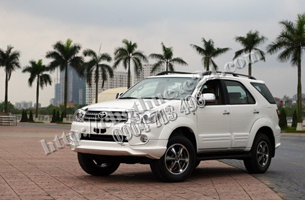 Xe Du Lịch Toyota Fortuner