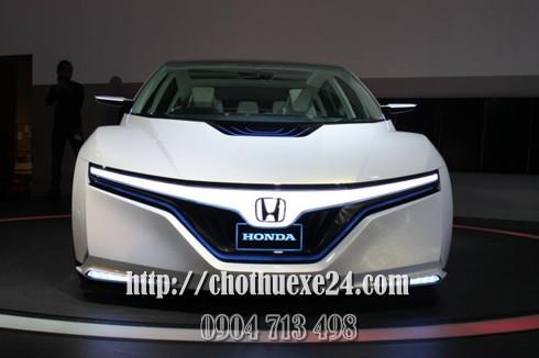 AC-X concept – tương lai mới cho Honda sedan