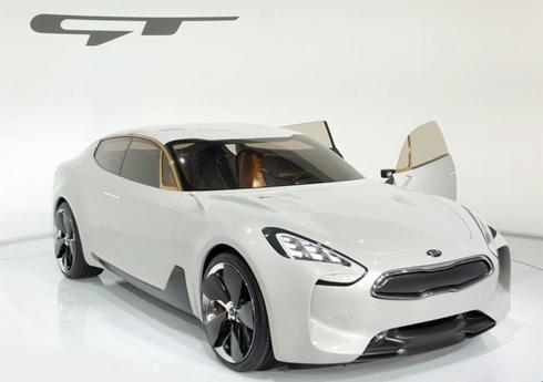 Hãng xe Kia sẽ sản xuất xe từ GT concept
