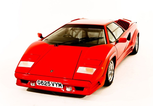 Bộ sưu tập những Siêu xe của thập niên 80