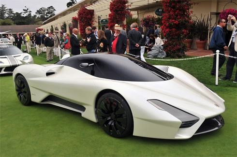Những dòng xe đắt nhất thế giới năm 2012