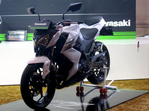 Z250 của Kawasaki sẽ được ra mắt năm 2013