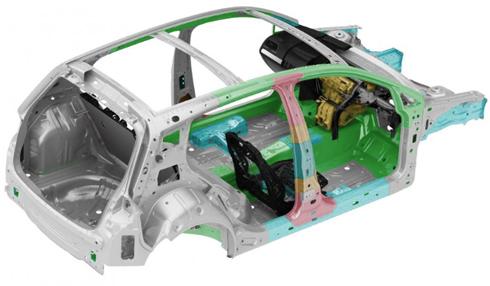 Thép cường độ cao – giải pháp thiết kế xe tương lai?