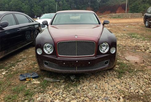 Bentley Mulsanne Độc đã có mặt tại Việt Nam