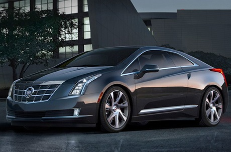 Cadillac ra mắt xe điện hạng sang RLR 2014