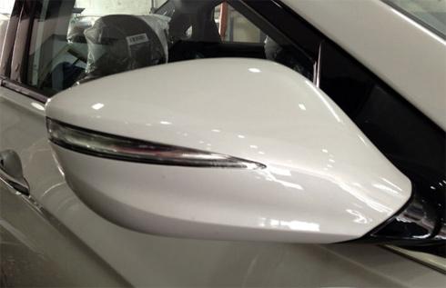 Chính thức ra mắt Huyndai Sonata 2013