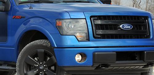 Ford thắng lớn tại Bắc Mỹ, lỗ nặng ở châu Âu