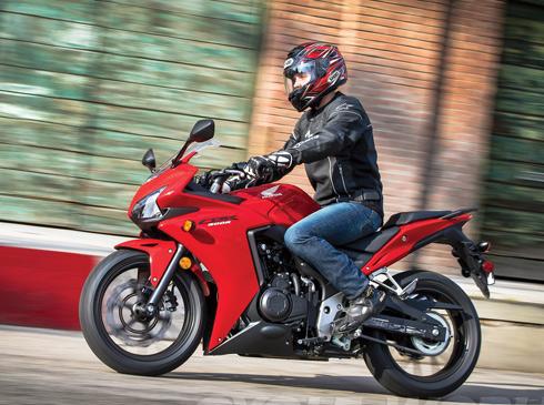 Honda CBR500R – sportbike – hạng trung sắp ra mắt