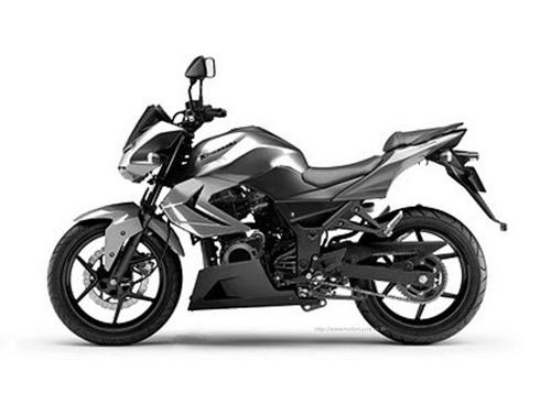 Kawasaki ER250 mới lộ diện