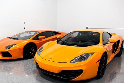 Bộ sưu tập siêu xe 3 triệu USD