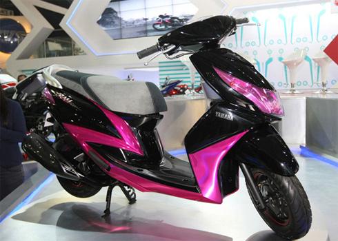 sắp ra mắt Yamaha scooter 125 mới tại việt nam