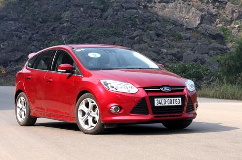 Ford Focus – khác biệt với phần còn lại