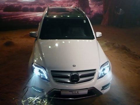 Mercedes GLK động cơ diesel sẽ 'đổ bộ' vào Việt Nam
