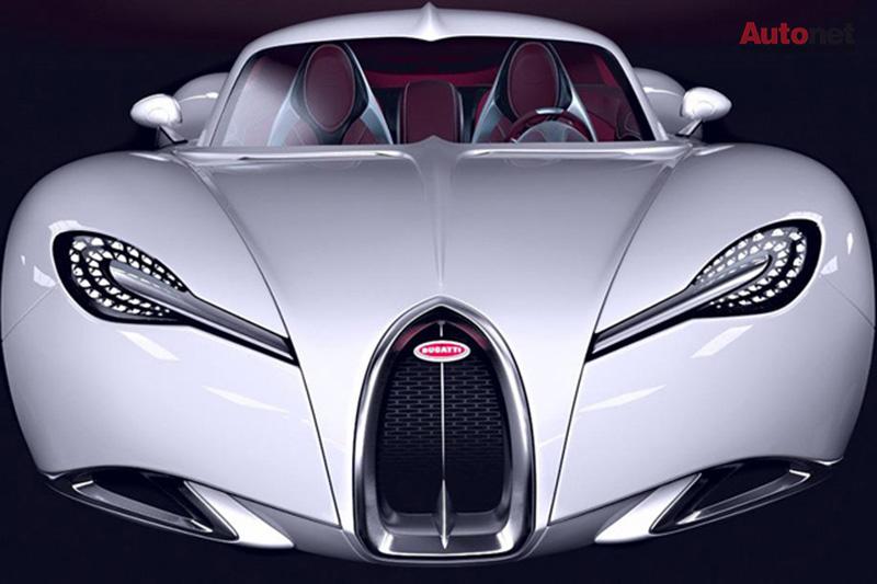Bugatti Gangloff concept: Hiện thân của quá khứ