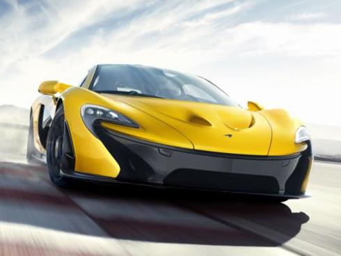 McLaren P1 sẽ xuất hiện tại Geneva tuần sau có giá 1,3 triệu USD
