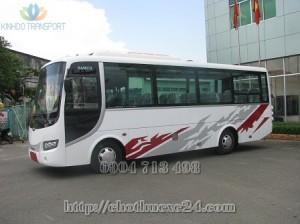 Xe du lịch 29 chỗ của KinhDo Transport