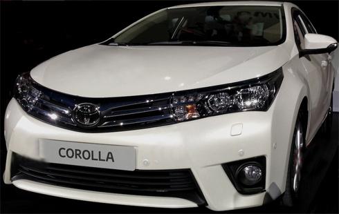 Lộ diện Toyota Corolla Altis thế hệ mới