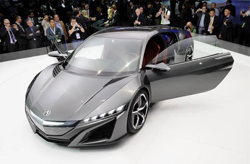 Làm thương hiệu Honda chi 1 tỷ đô vào Acura