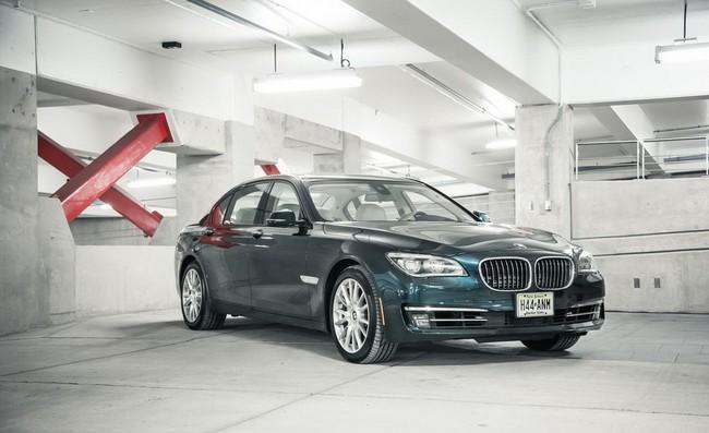 760Li – đẳng cấp của BMW