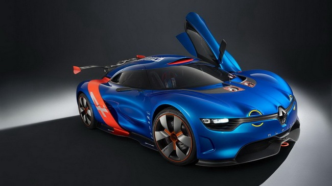 Alpine A110-50, xe thể thao mới của Renault