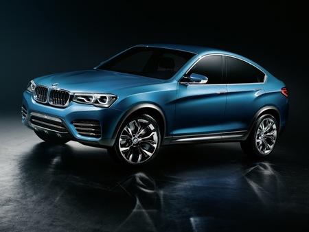BMW X4 lộ ảnh nóng