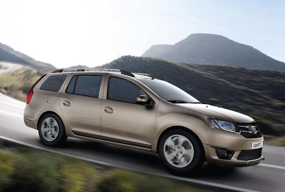 Dacia Logan MCV mẫu xe rẻ nhất nước Anh