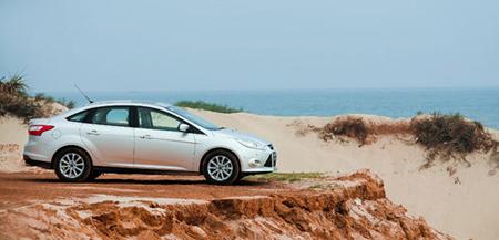 Ford Focus Titanium +: ấn tượng về thiết kế và công nghệ