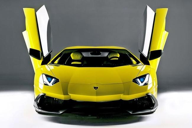 Lamborghini Aventador LP720-4 50 Anniversario: Siêu bò đặc biệt