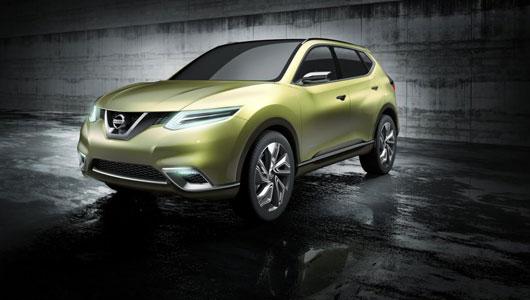 Nissan Qashqai 2014 có công suất 113 mã lực