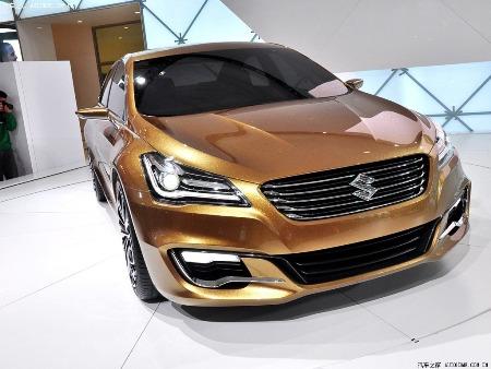 Suzuki Authentics hướng tới thị trường Trung Quốc