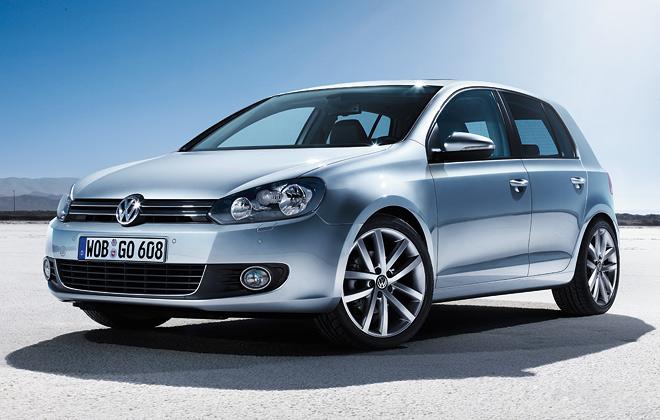 """Volkswagen Golf giành giải """"Xe của năm 2013″"""