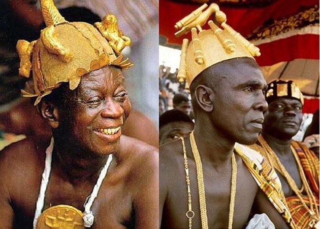 Giải mã bộ lạc đeo cả đống vàng ròng trên người