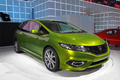 Honda Jade chính thức trình làng