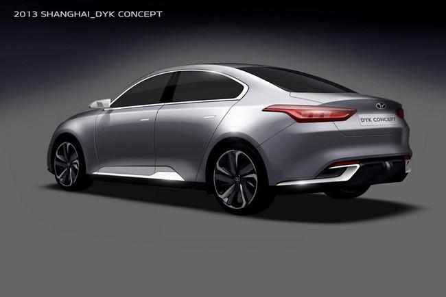 Horki-1 – mẫu xe giá rẻ của Kia tại Trung Quốc
