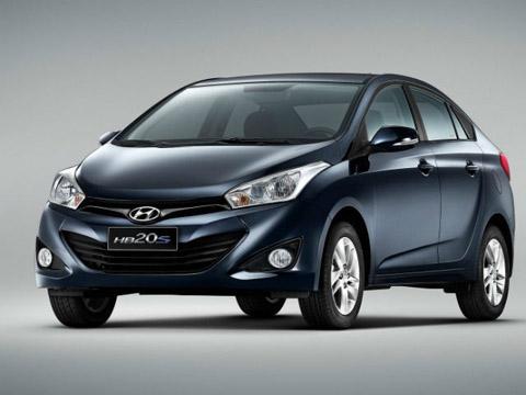 Hyundai sẽ sản xuất i20 sedan