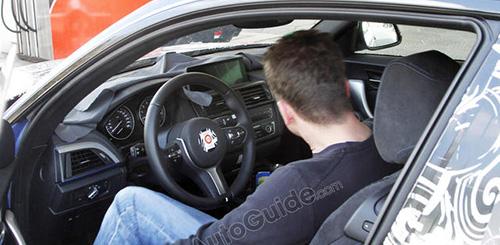 Lộ ảnh nội thất BMW 2-series