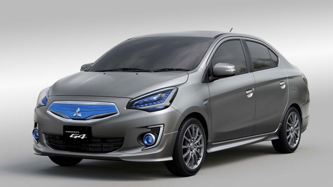 Mitsubishi G4 sắp có mặt trên thị trường