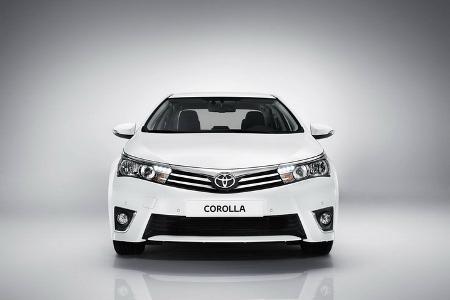 Lộ diện xe Corolla 2014