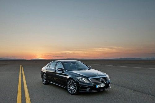 Mercedes S-class 2014 giá từ 96.000 USD