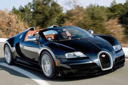 Siêu xe Bugatti Veyron 1.600 mã lực ra mắt năm 2014