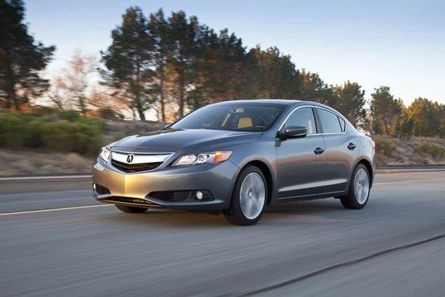 Acura ILX 2014: Giá tăng so với phiên bản 2013