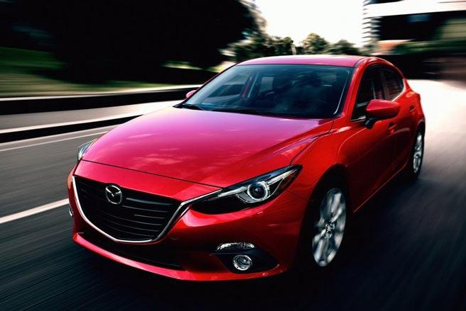 Mazda 3 thế hệ 2014
