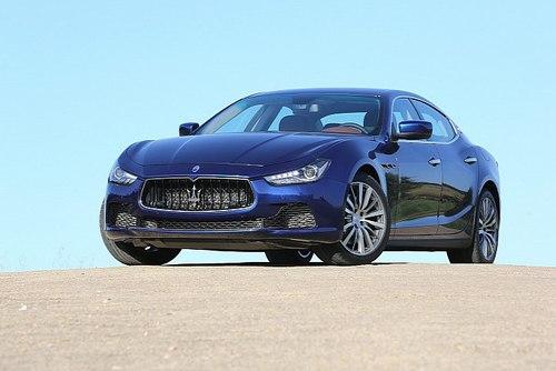 Maserati Ghibli 2014 – chiến lược mới của hãng xe Italy