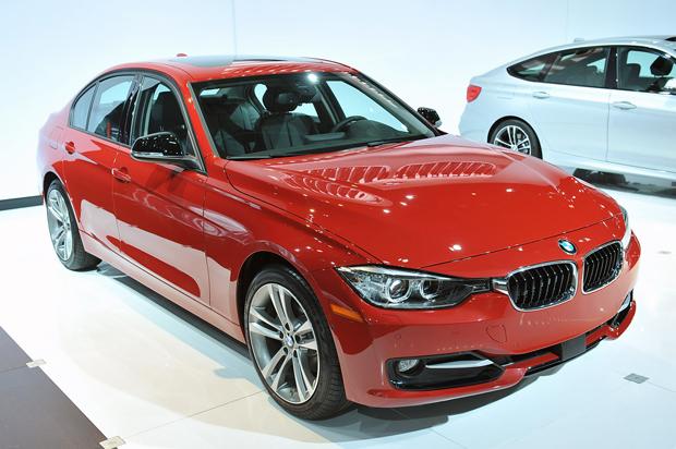 Mẫu xe mới tiết kiệm nhiên liệu của BMW