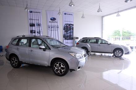 Subaru Forester 2014 – Dành cho niềm đam mê