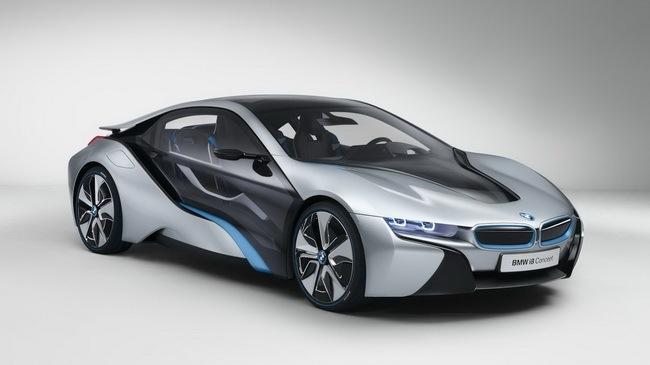 Động cơ của BMW i8 được sản xuất tại Anh