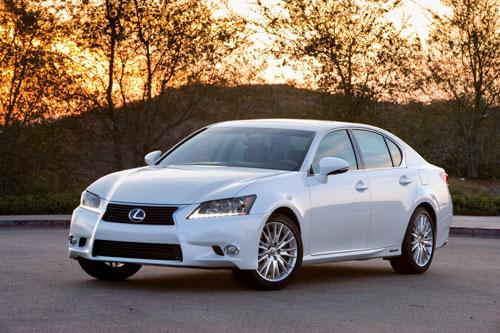 Lexus GS 350 dùng hộp số 8 cấp